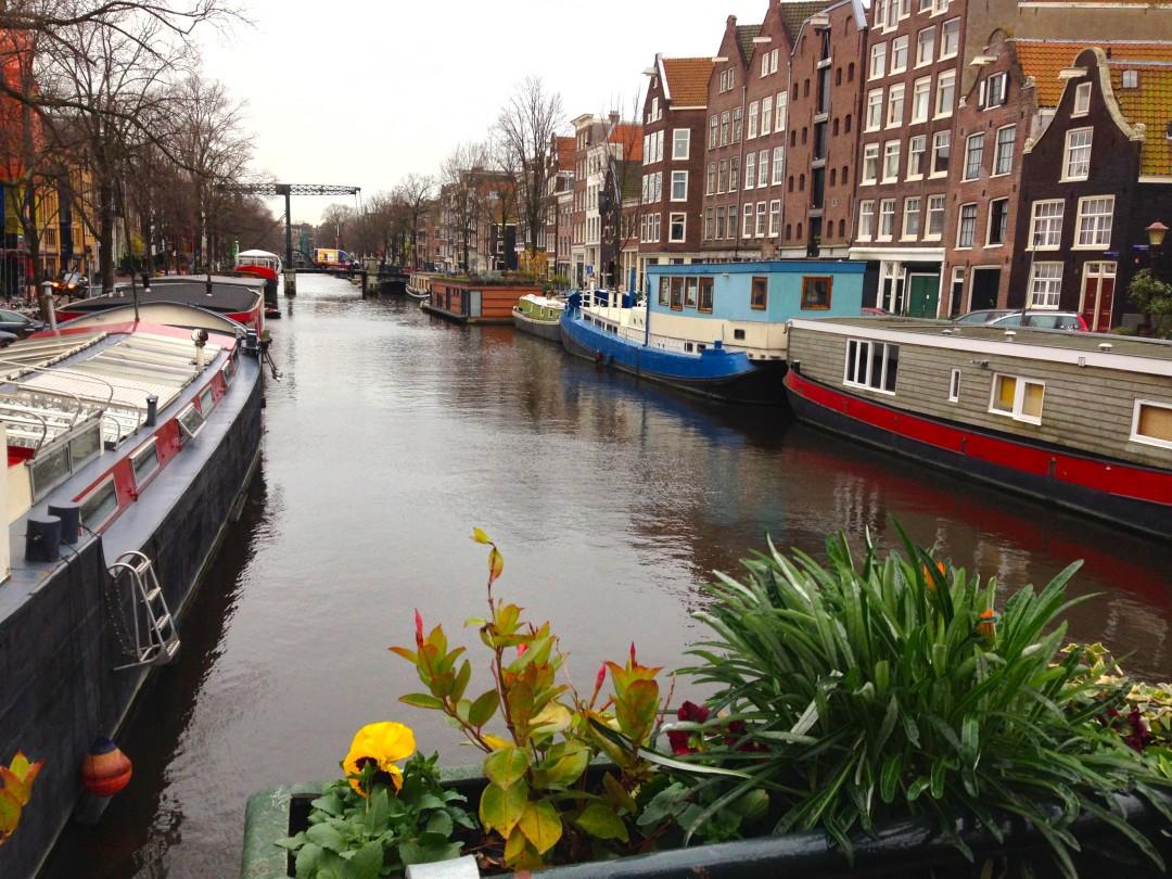 week-end a amsterdam