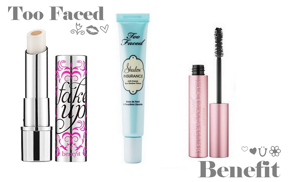 too faced benefit